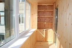 Отделка, ремонт, утепление, балконов и лоджий г. Аксай