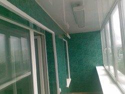 козырьки на балкон в Аксае