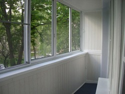 ремонт балконов в Аксае